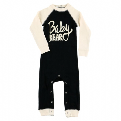 Baby Bear All-in-One Flapjack Sleepsuit - LazyOne®